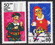 Buy GERMANY DDR [1984] MiNr 2876-77 ( OO/used )
