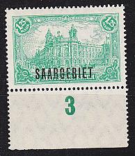 Buy GERMANY Saar [1920] MiNr 0041 ( **/mnh )
