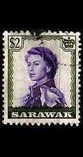 Buy MALAYSIA [Sarawak] MiNr 0201 ( O/used )