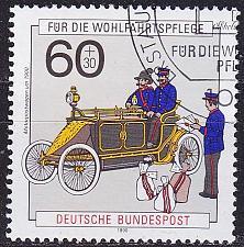 Buy GERMANY BUND [1990] MiNr 1474 ( O/used ) Post