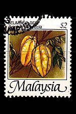 Buy MALAYSIA [1986] MiNr 0334 II Y D ( O/used ) Pflanzen
