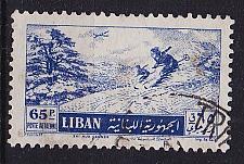 Buy LIBANON LEBANON LIBAN [1955] MiNr 0535 ( O/used )