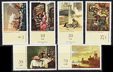 Buy GERMANY DDR [1982] MiNr 2726-31 ( **/mnh ) Gemälde