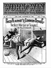 Buy Work And Win Weekly 62 Issue Fred Fearnot American Hero On Disc