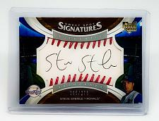 Buy MLB STEVE' STEMLE ROYALS AUTOGRAPHED 2000 6 UPPER DECK SWEET SPOT 275