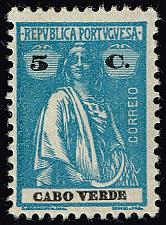 Buy Cape Verde #183 Ceres; Unused (3Stars) |CPV0183-04XRS