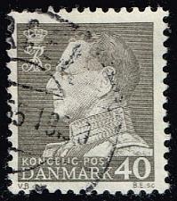 Buy Denmark #388 King Frederik IX; Used (0.25) (3Stars) |DEN0388-07