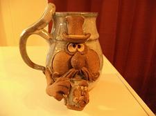 Buy Whimsical Stoneware Mugs