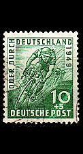 Buy GERMANY Alliiert AmBri [1949] MiNr 0106 ( O/used )