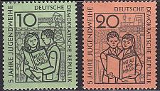 Buy GERMANY DDR [1959] MiNr 0680-81 ( **/mnh )