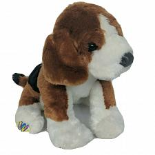 Buy Ganz Webkinz Beagle Basset Hound Puppy Dog Plush HM141 No Code 10.5""