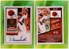 Buy NFL Darian Smith Cincinnati Bengals Autographed 2015 Panini Rookie Ticket Mint