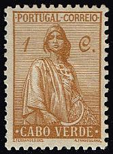 Buy Cape Verde #215 Ceres; Unused (3Stars) |CPV0215-02XRS