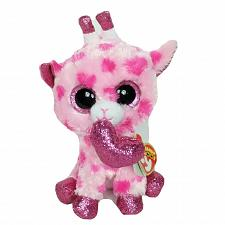 Buy NWT Ty Beanie Boo Sweetums Valentine Heart Giraffe Glitter Eyes Plush 2018 7""
