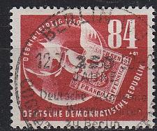Buy GERMANY DDR [1950] MiNr 0260 ( O/used ) Briefmarken