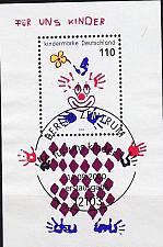 Buy GERMANY BUND [2000] MiNr 2134 Block 53 ( Sonder-O/used )
