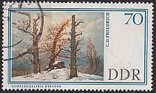 Buy GERMANY DDR [1967] MiNr 1267 ( OO/used ) Gemälde