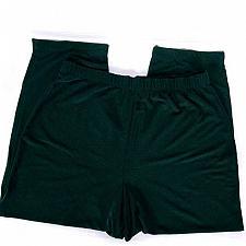 Buy Susan Graver Women's Stretch Pants Elastic Black Size PXL