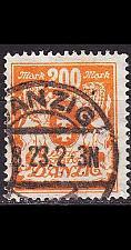 Buy GERMANY REICH Danzig [1923] MiNr 0142 ( OO/used )