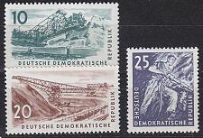Buy GERMANY DDR [1957] MiNr 0569-71 ( **/mnh )