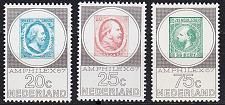 Buy NIEDERLANDE NETHERLANDS [1967] MiNr 0880-82 ( **/mnh )