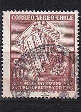 Buy CHILE [1949] MiNr 0443 ( O/used ) Kultur