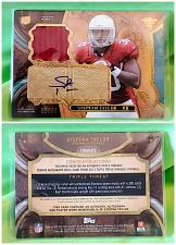 Buy 🏈 NFL STEPFAN TAYLOR CARDINALS AUTOGRAPHED 2013 TOPPS TRIPLE THREADS JERSEY RC