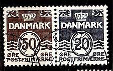 Buy DÄNEMARK DANMARK [ZusDr] W 19 ( O/used )