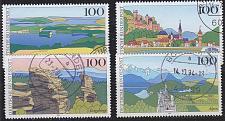 Buy GERMANY BUND [1994] MiNr 1742-45 ( O/used ) Landschaft
