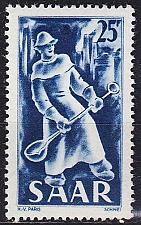 Buy GERMANY Saar [1949] MiNr 0284 ( */mh )