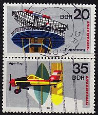 Buy GERMANY DDR [1980] MiNr 2516 SZd202 ( OO/used ) Flugzeuge