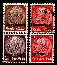 Buy GERMANY REICH Besetzung [Luxemburg] MiNr 0001 ex ( O/used ) [02]