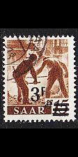 Buy GERMANY Saar [1947] MiNr 0230 II ( O/used )