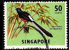 Buy SINGAPUR SINGAPORE [1962] MiNr 0065 Y ( O/used ) Vögel