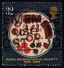 Buy Great Britain #1287 Red Blood Cells; Used (0.95) (3Stars) |GBR1287-01XVA