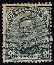 Buy Belgium #110 King Albert I; Used (1Stars) |BEL0110-03XRS