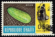 Buy Haiti #C277 Watermelon; Used (0.25) (2Stars) |HAIC277-01XVA