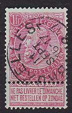 Buy BELGIEN BELGIUM [1893] MiNr 0058 ( O/used )