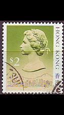 Buy HONGKONG HONG KONG [1987] MiNr 0517 I ( OO/used )