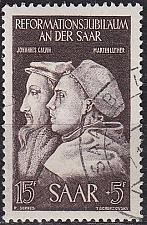 Buy GERMANY Saar [1951] MiNr 0308 ( O/used )
