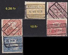 Buy BELGIEN BELGIUM [Eisenbahn] MiNr 0122 ex ( O/used ) [01]