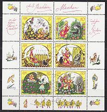 Buy GERMANY DDR [1984] MiNr 2914-19 KB ( OO/used ) Märchen