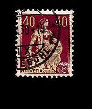 Buy SCHWEIZ SWITZERLAND [1924] MiNr 0208 x ( O/used )