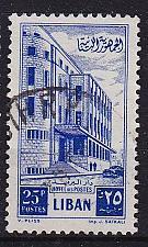 Buy LIBANON LEBANON LIBAN [1953] MiNr 0490 ( O/used )