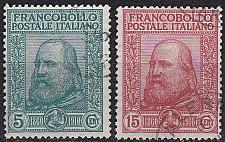 Buy ITALIEN ITALY [1910] MiNr 0095-96 ( O/used )