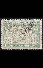 Buy VENEZUELA [1896] MiNr 0048 ( O/used )