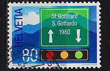 Buy SCHWEIZ SWITZERLAND [1980] MiNr 1186 ( O/used ) Verkehr