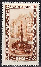 Buy GERMANY Saar [1926] MiNr 0108 ( **/mnh )