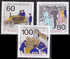 Buy GERMANY BUND [1990] MiNr 1474-76 ( **/mnh ) Post