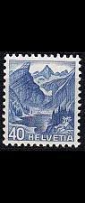 Buy SCHWEIZ SWITZERLAND [1948] MiNr 0505 ( **/mnh ) Landschaft